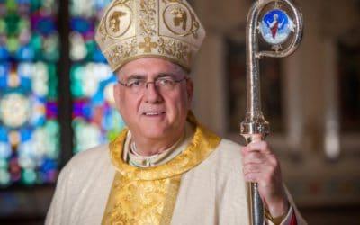 Archbishop Discusses CGS