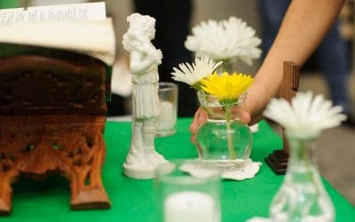 A Child's Guide to Creating a Prayer Table