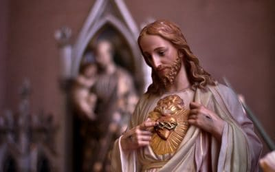 Reclaiming June for the Shepherd's Sacred Heart